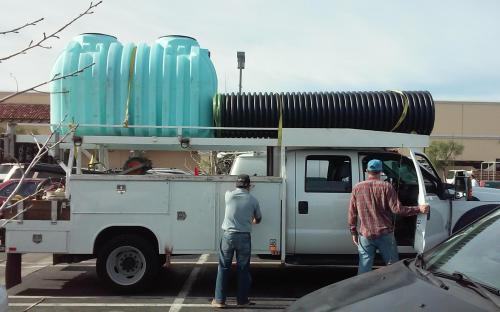 City of Industry Septic Tank Pumping